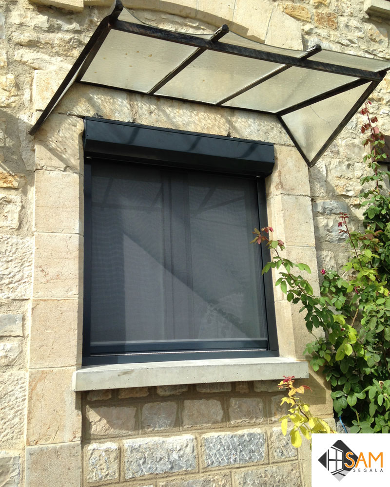 Fenêtre oscillo battante 1 vantail