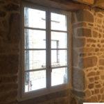 Fenêtre 2 vantaux en bois