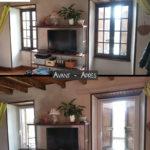 Remplacement fenêtres bois par aluminium