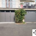 Portes de garage : porte battante 3 vantaux et porte sectionnelle